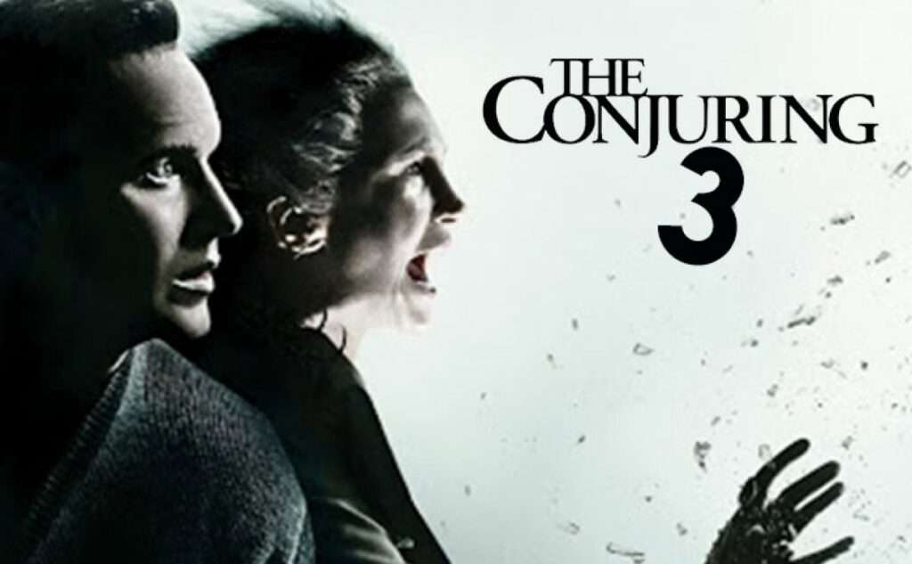 The Conjuring 3 Official Trailer