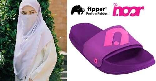 Backlash over Neelofa 'Muslim-friendly' slippers