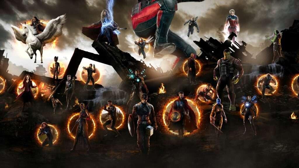 Best battle scene in Avengers