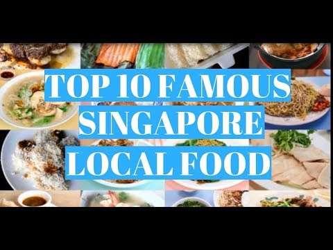 Singapore Best Local Food