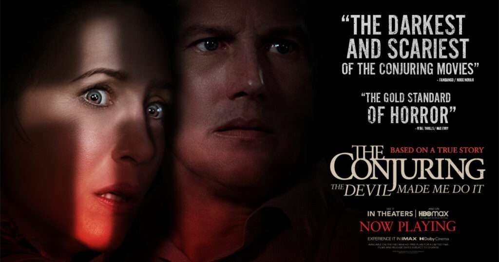 'Conjuring 3 – The Devil Made Me Do It' is a letdown