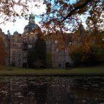 Fahrradtouren - Parkblick auf Schloss Bückeburg