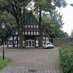 Auf dem Weg zur Varus Schlacht, kam ich beim Cafe Burg Wittlage entlang