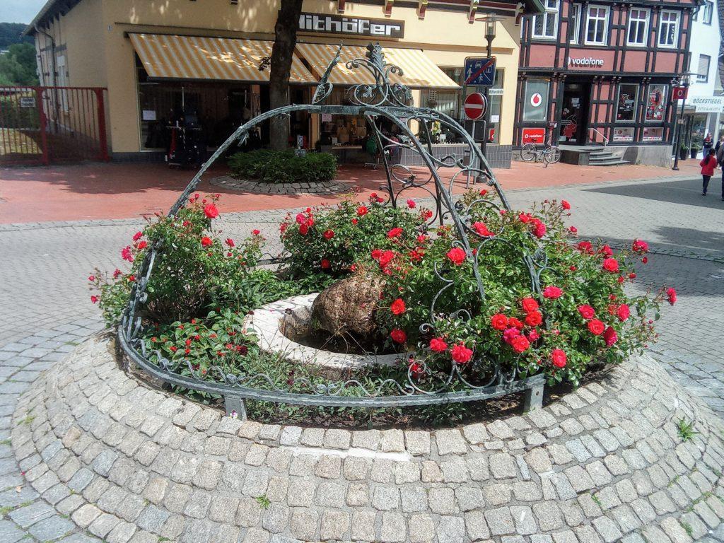 Marktplatz von Melle