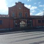 Bahnhof in Hann. Münden. Der Ausgangspunkt einer tollen Fahrradtour.