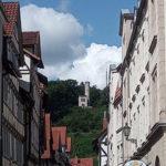 Die Tilxschanze ist ein Turm in Hann.Münden