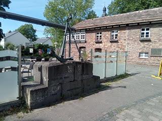 Alte Fährhaus in Beverungen von 1865
