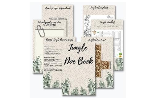 Jungle doe boek