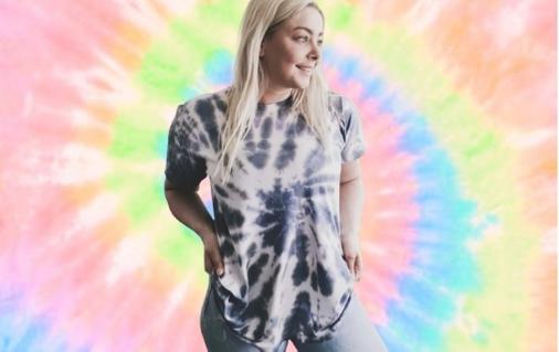 Maak je eigen Tie Dye T-shirt