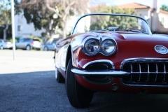 Corvette-C1-front-two-headlights