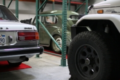 In-the-garage-Honda-Accord-Toyota-FJ40-VW-Beetle