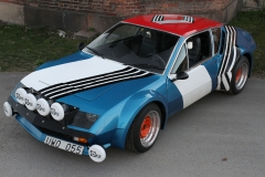 Renault-Alpine-A310-front-from-top