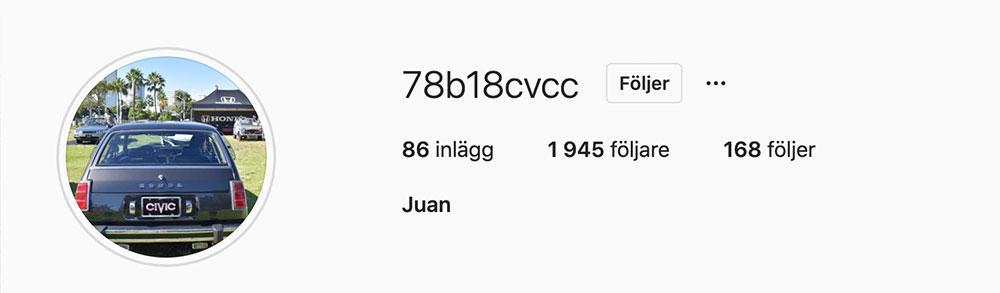 Juans Salgueros Instagram