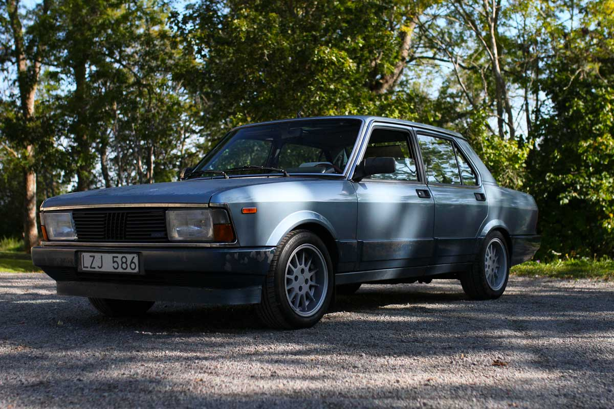 Fiat Argenta Front