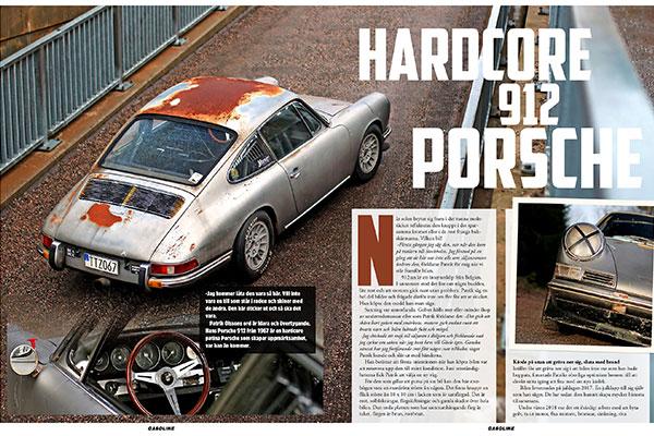 Porsche 912 Gasoline Magazine