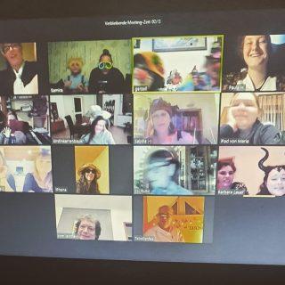 Online Treffen an Fasching🤡🤡🤡
