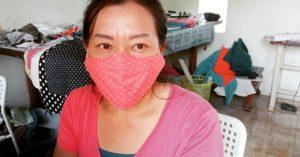 Mondmaskers voor iedereen in Thailand … en in België