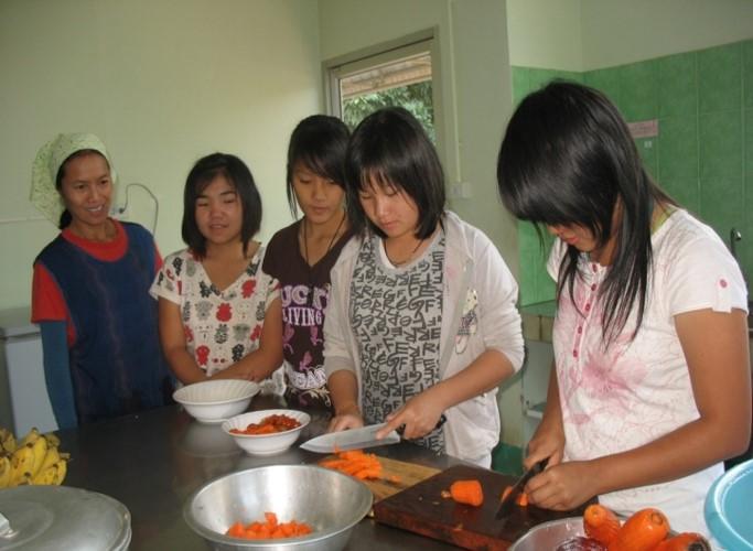 lessen voeding