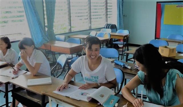 tweede kans onderwijs Fatima (2)