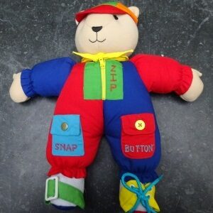 Oefenbeer teddy Joe