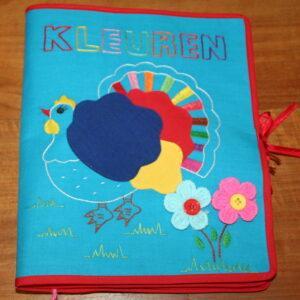 Boek kleuren
