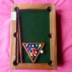 Mini Snookertafel