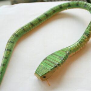 Beweeglijke cobra slang