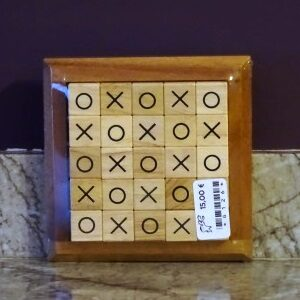 OXO of Tic Tac Toe