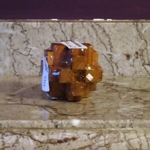 3D Square Cube