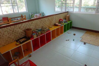 Wildflower Home nu: klaslokaal
