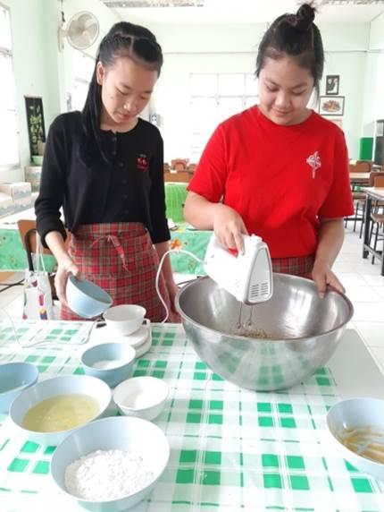Lees meer over het artikel Nieuws uit het Youth Center Chiang Rai