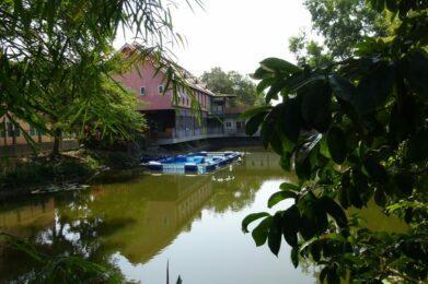 Wildflower Home nu: nieuw huis achter viskweek