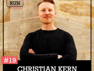 RUN #19 mit Regisseur und Schauspieler Christian Kern