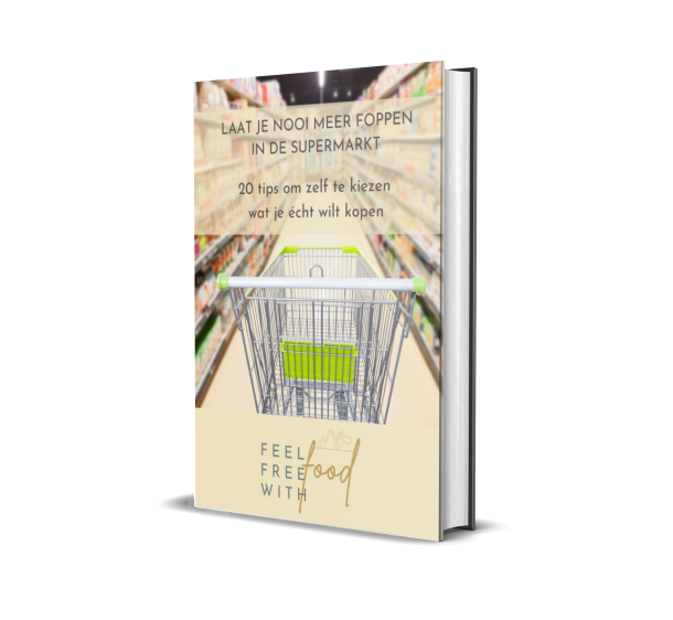 E-book Laat je nooit meer foppen in de supermarkt