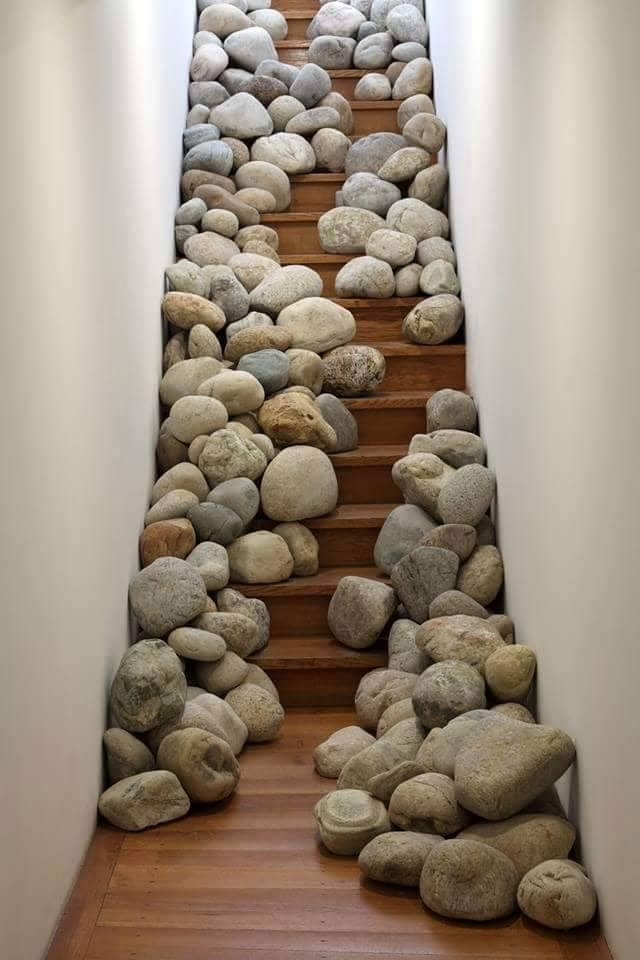 Der Weg der Steine