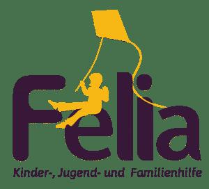 Logo von Felia Kinderhilfe Jugendhilfe und Familienhilfe