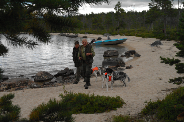 Hei og velkommen til Femund jakt- og fuglehundskole