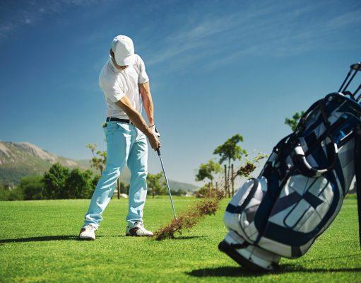 Golfferie