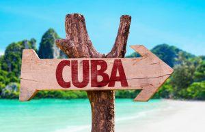 Skilt til Cuba