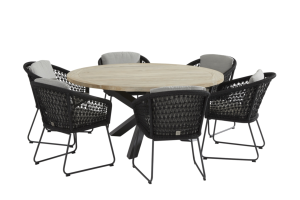 4SO Mila Dining Set