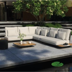 4 Seasons Outdoor Arcade Loungeset