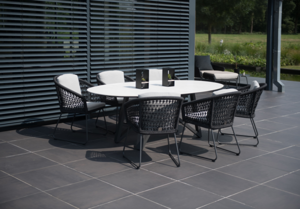 4 Seasons Outdoor Mila Dining Set