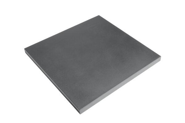 Deksel Cocoon Table Vierkant Klein Antraciet