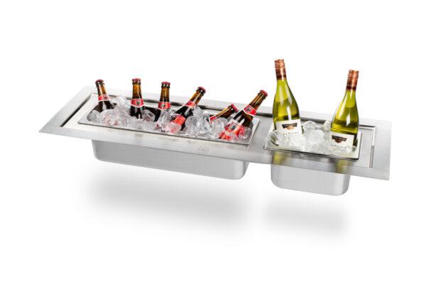Happy Cocooning Refroidisseur De Vin Rectangulaire