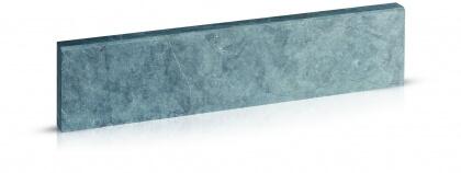 Boordstenen Chinese bl.st. licht geschuurd 6x15x100 cm