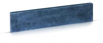 Boordstenen Vietnamese blauwe steen geschuurd 5x30x100 cm