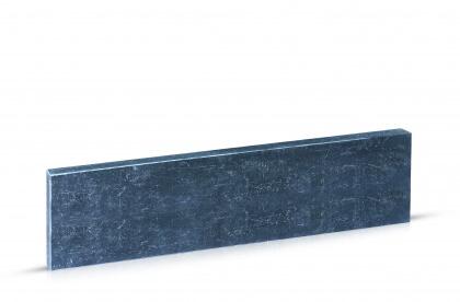 Boordstenen Vietnamese blauwe steen verouderd 10x25x75 cm