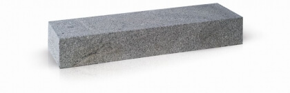 Traptreden grijs graniet 16x30x125 cm