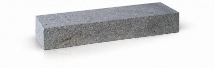 Traptreden grijs graniet 16x30x150 cm