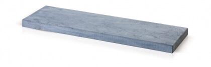 Muurafdek ch bl st grijs geschuurd 100x50x5 cm (U)